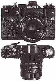 Зенит 11 Фотоаппарат Инструкция